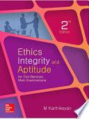 Ethics Integrity And Aptitude Ebook