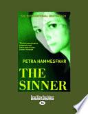 The Sinner  Large Print 16pt