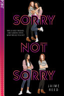 Sorry Not Sorry (Point) Book