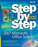 2007 Microsoft Office System Step by Step