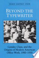 Beyond The Typewriter