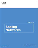 Scaling Networks Lab Manual