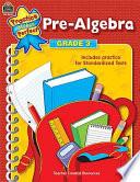 Pre Algebra Grade 3