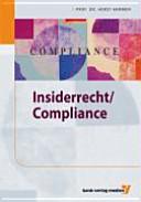 Insiderrecht, Compliance
