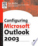Configuring Microsoft Outlook 2003