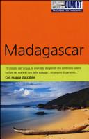 Copertina Libro Madagascar. Con mappa