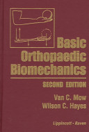 Basic Orthopaedic Biomechanics