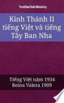 Kinh Thánh II tiếng Việt và tiếng Tây Ban Nha
