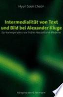 Intermedialität von Text und Bild bei Alexander Kluge