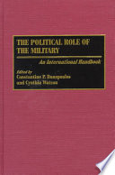 The Political Role of the Military
