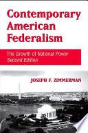 Contemporary American Federalism