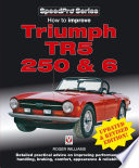 How to Improve Triumph TR5  250   6