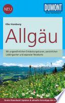 DuMont Reise-Taschenbuch ReisefŸhrer AllgŠu