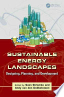 Sustainable Energy Landscapes