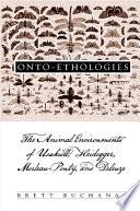Onto Ethologies