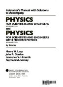 Physics for Science and English