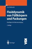 Fluiddynamik von Füllkörpern und Packungen