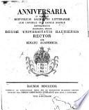 Symbolas ad geographiam medii aevi ex monumenetis islandicis edendo prolusit mag