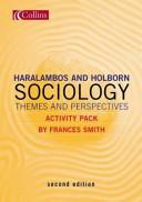 Haralambos and Holborn Sociology, Themes and Perspectives
