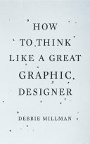download ebook how to think like a great graphic designer pdf epub