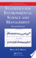 Statistics for Environmental Science and Management  Second Edition