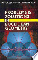 Problems And Solutions In Euclidean Geometry : second course in euclidean geometry...