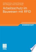 Arbeitsschutz im Bauwesen mit RFID