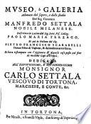 Museo o Galeria adunata dal sapere ... di Manfredo Settala, descritta in latino et poi in Italiano da Pietro-Francesco Scarabelli et hora ristampata con l'aggiunta di diverse cose (etc.)