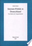 Internet Politik in Deutschland