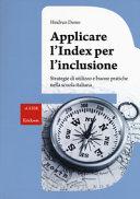 Applicare l index per l inclusione  Strategie di utilizzo e buone pratiche nella scuola italiana