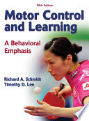 Motor Control and Learning 5th Edition