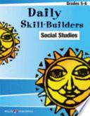 Daily Skill Builders  Social Studies 5 6