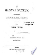 Új magyar múzeum