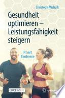 Gesundheit Optimieren Leistungsf Higkeit Steigern