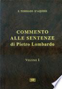 Commento alle Sentenze di Pietro Lombardo