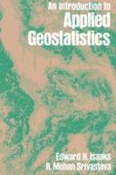 Applied Geostatistics