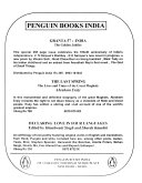 Indian Review of Books