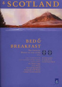 Scotland. Bed and Breakfast 2001.