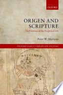 Origen And Scripture