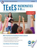 TExES Mathematics 4 8  115  Book   Online