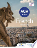 AQA A level French  includes AS