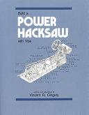 download ebook build a power hacksaw with vise pdf epub