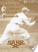 Society of American Baseball Research