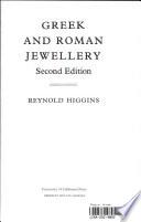 Greek and Roman Jewellery