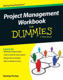 Project Management Workbook For Dummies
