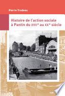 Histoire de l action sociale    Pantin