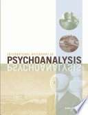 International Dictionary of Psychoanalysis  Alain de Mijolla  2005