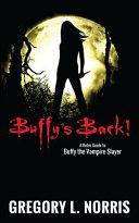 Buffy's Back!