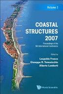 Coastal Structures 2007 book
