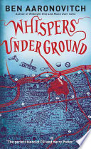 Whispers Under Ground Book Cover